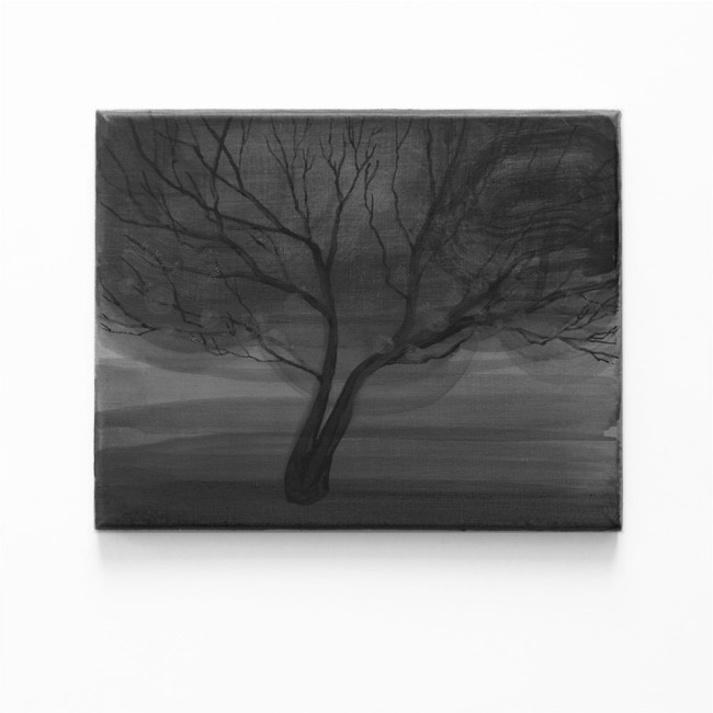 field & tree